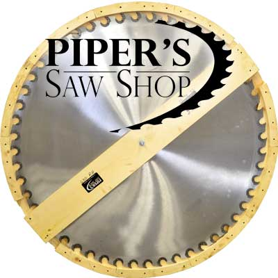 Piper Inserted Tooth Saws